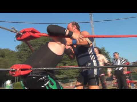 Pro Wrestling King - Part II - Fishers BBQ - 8/19/2017
