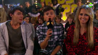 De Sint Shake LIVE @ ZAPP Kids Top 20 - Party Piet Pablo