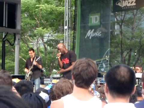 The Old Prince Still Lives at Home - Shad (Toronto Jazz Festival)