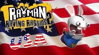 Скачать Let S Play Rayman Raving Rabbids 2 USA Episode 1