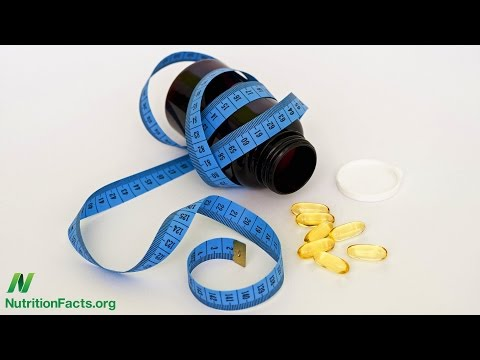 Do Vitamin D Supplements Help with Diabetes, Weight Loss, and Blood Pressure?