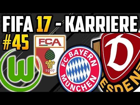 Noch ein Sieg gegen BAYERN??? - FIFA 17  Dresden Karriere: Lets Play #45