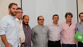 2015 05 07 FORMACION Mesa Elecciones Municipales