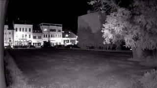 TEST (98% tma) bezpečnostní kamery PATRONUM NK-60WTA20