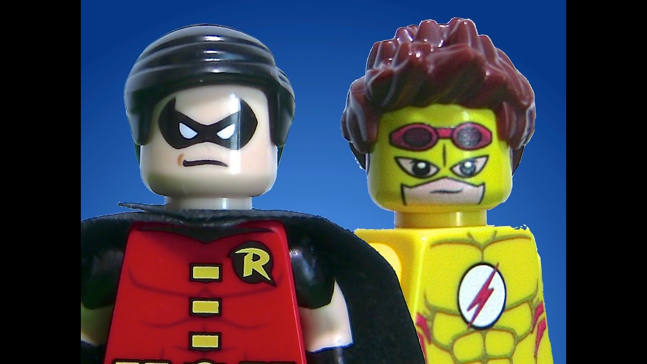 Lego Teen Titans Youtube