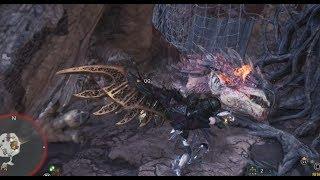 帝王屍套龍大劍 最強龍屬大劍 龍屬性460 威力更勝魔物憤怒《LeJiA 樂嘉 MHW 魔物獵人 GameVideo》