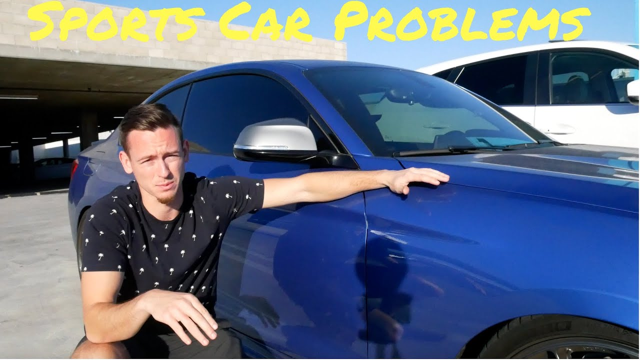 5 Things I Hate About Daily Driving A Sports Car