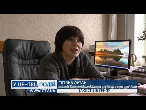 Телеканал C-TV: Захист від грипу