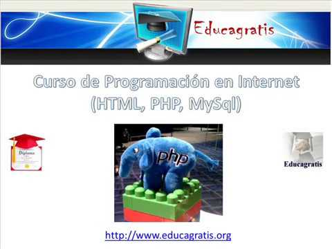 curso-de-programacion-en-internet-html,php,mysql