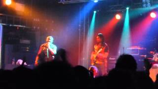 Toots And The Maytals Monkey Man. O2 Academy Liverpool 18.8.12.