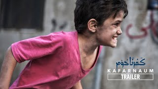 Kafarnaum Trailer CZ | HD