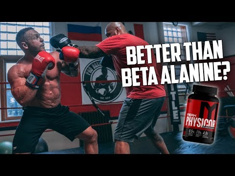 Peak O2 Better Than Beta Alanine? | Tiger Fitness