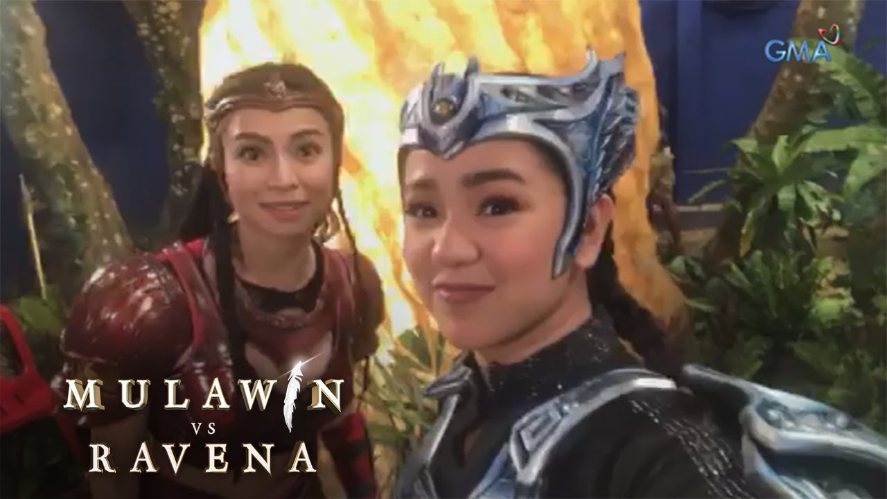 Download EXCLUSIVE: Sang'gre Pirena at Lira, may mensahe para sa inyo