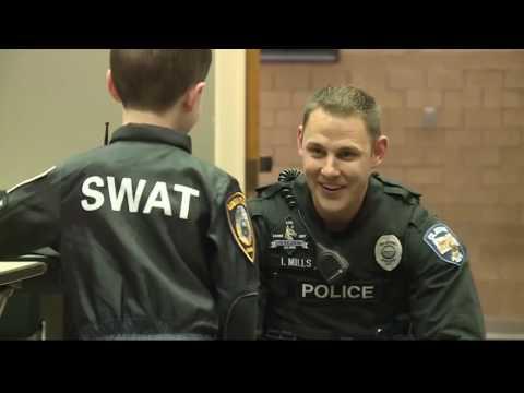 Shawnee boy, 7, raises money to buy officer bulletproof vest