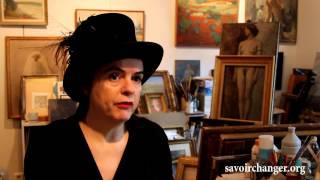 Amélie Nothomb, Guérir de l'anorexie