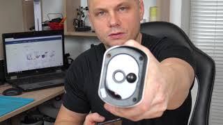Kamera IP Solarna na zasilanie bateryjne