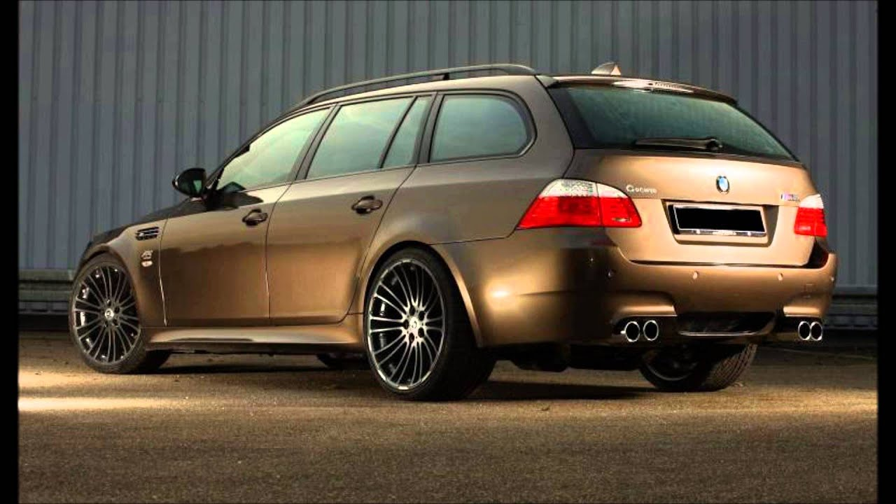 bmw 5 series e61 m5 body kit youtube. Black Bedroom Furniture Sets. Home Design Ideas