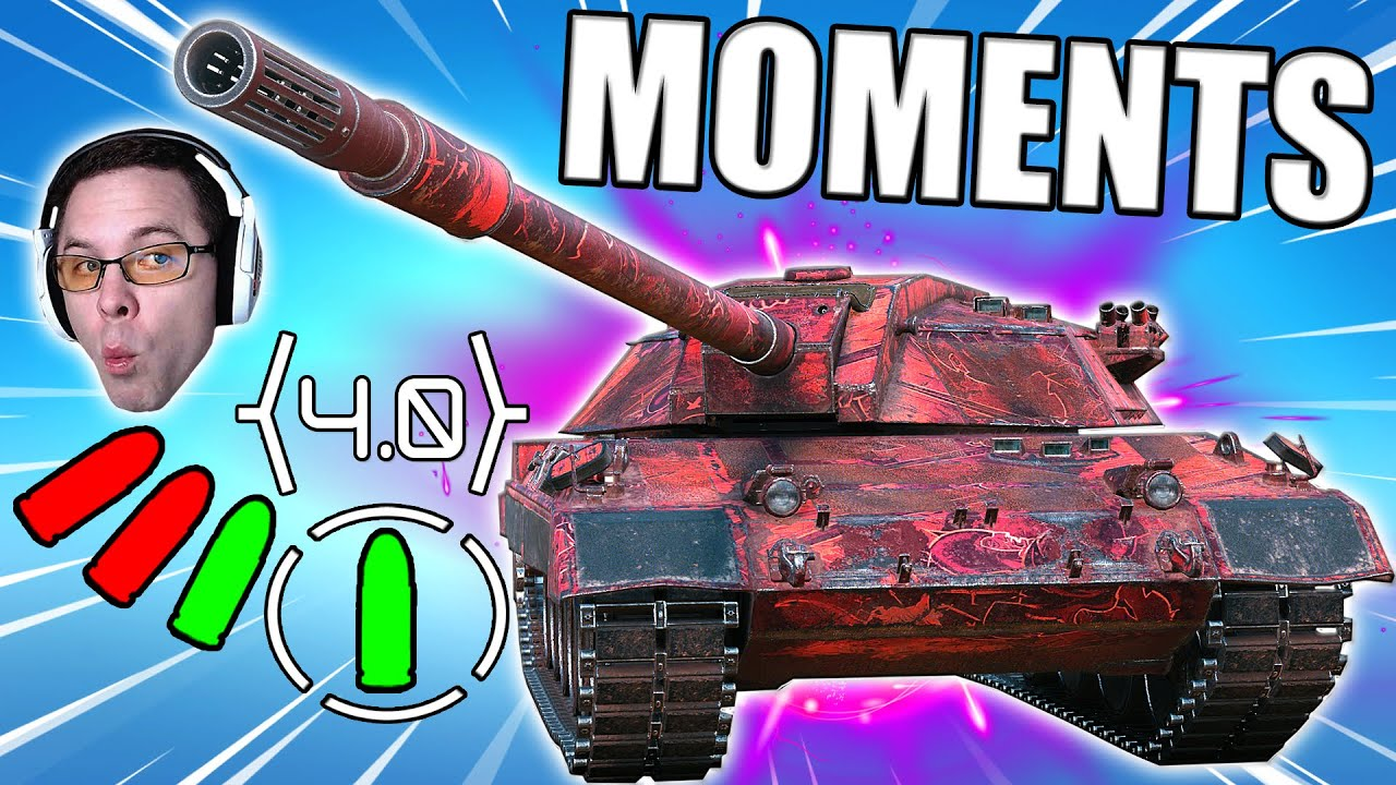 World of Tanks Funny Moments - EdvinE20 Edition #13