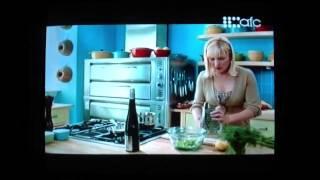 Fresh W/ Anna Olson - Salmon W/ Panko Crust & Lemon Dill Butter Sauce