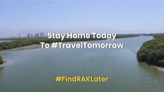 #TravelTomorrow Ras Al Khaimah Mangroves