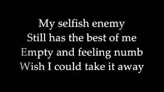 Seether-Hang On (Lyrics)