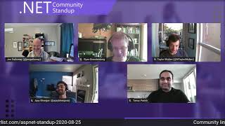 ASP.NET Community Standup - Aug 25th 2020 - Razor Tooling