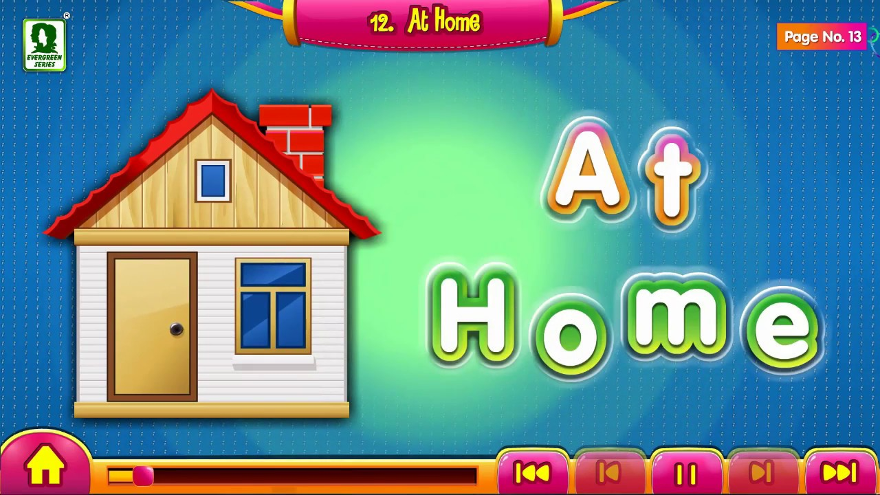 At Home | Good Manners in Everyday Life for Kids | Animated Videos for Kids