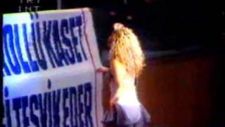 Yonca Evcimik - Abone (1991 MÜYAP Gecesi Performans) !!!