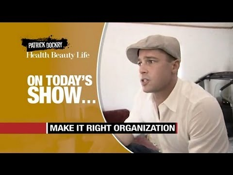 Health Beauty Life with Patrick Dockry Episode 7