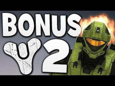 Destiny 2 - PREORDER BONUS LEAKED !!