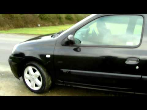 Sonkei-imports.co.uk - Renault Clio 1.2 16v Dynamique Walkthrough