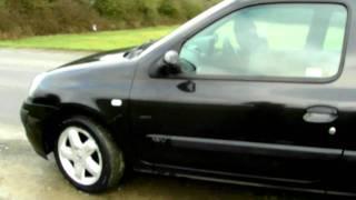 Sonkei-imports.co.uk - Renault Clio 1.2 16v Dynamique Walkthrough