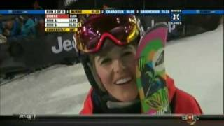 Sarah Burke Passes Away at Twenty-Nine 1/19/2012