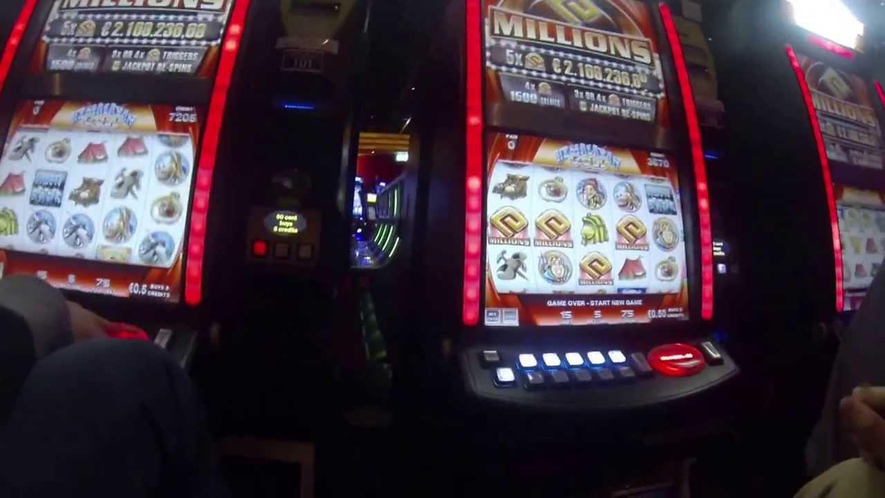 Belgian man wins over 1 million euros at Holland Casino Valkenburg