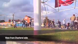 R Charleroi SC - FC Brugge | Bruges Elite @ Charleroi (Football Hooligans, Belgium, 2007)