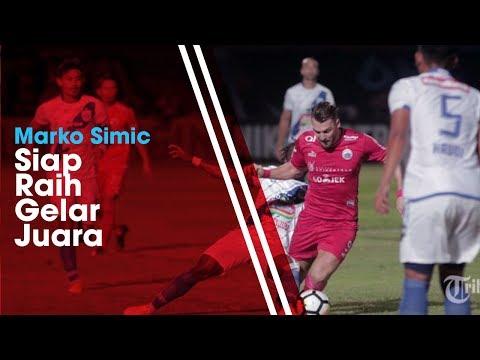 Striker Persija Marko Simic Ingin Rayakan Gelar Juara di Stadion Utama Gelora Bung Karno Mp3