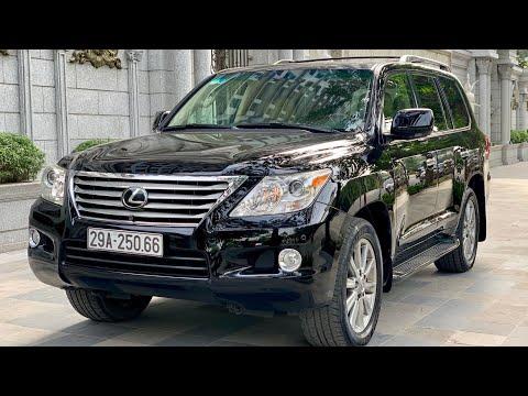 Quá hiếm và mới ! Lexus LX570 2011 nhập mỹ , 1 chủ sử dụng ,giữ quá đẹp , giá chỉ như Prado ,quá rẻ