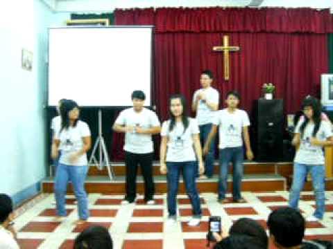 Múa: Dâng Chúa Lời Ngợi ca - Teen Sài Gòn