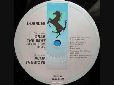 E-Dancer - Grab The Beat (Joey Beltram Remix)
