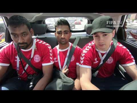 World Cup Driver - DENMARK!