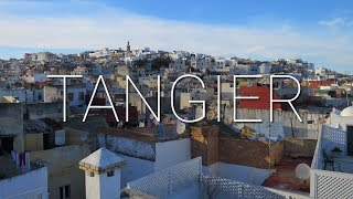 Vlog #75: Tangier, Morocco || WE CAN SEE SPAIN FROM OUR HOSTEL!