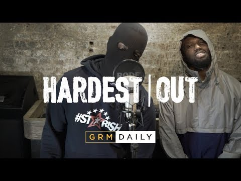RV & Headie One - Hardest Out [Freestyle] #OFB | GRM Daily