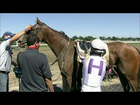 video thumbnail for MONMOUTH PARK 08-01-20 RACE 7