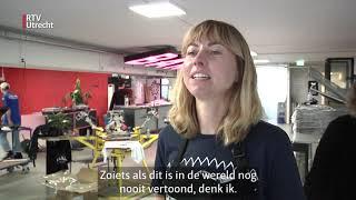 Utrechts magazine volledig handgemaakt [RTV Utrecht]
