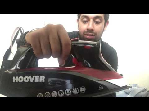 Hoover Generation Future Ironjet iron review