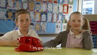 Life before Broadband: Rotary Dial Telephone