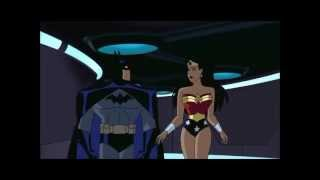 Batman Sings For Diana - Justice League