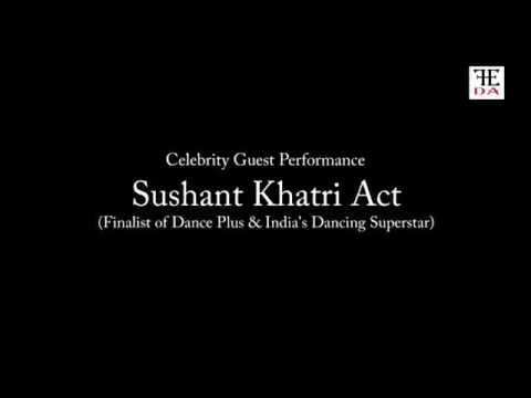 Chand chupa badal mein - Sushant khatri    Best Lyrical Performance - Sushi Style 2017