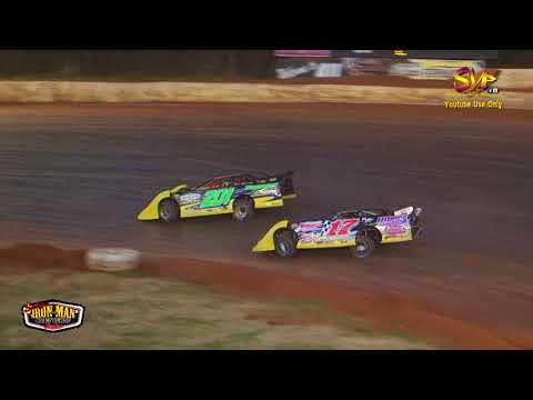 RacersEdge Tv | Iron Man Championship | Late Models | 411 Motor Speedway | Nov 25, 2017