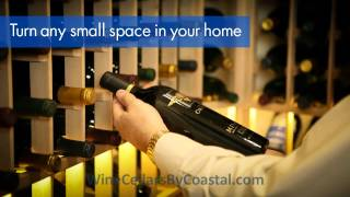 Wine Cellar Cooling California Whisperkool Self Contained Slimline